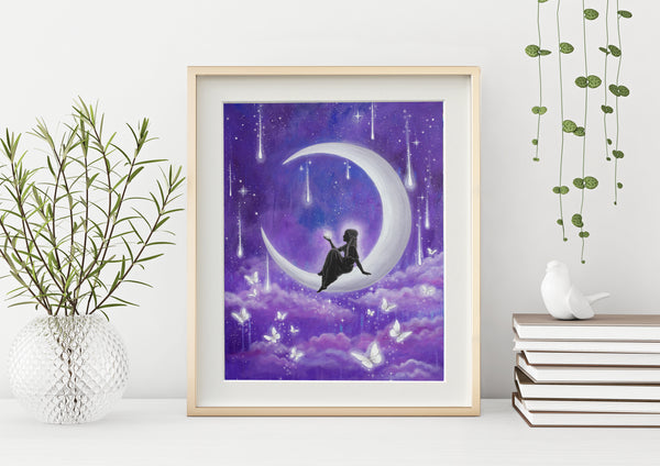 Dream Believer Mounted Print