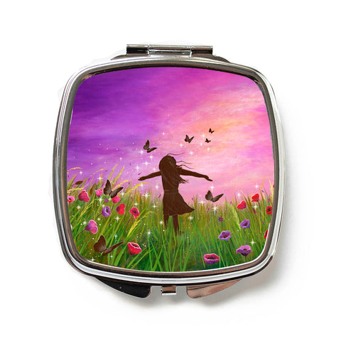 Be Free Compact Mirror