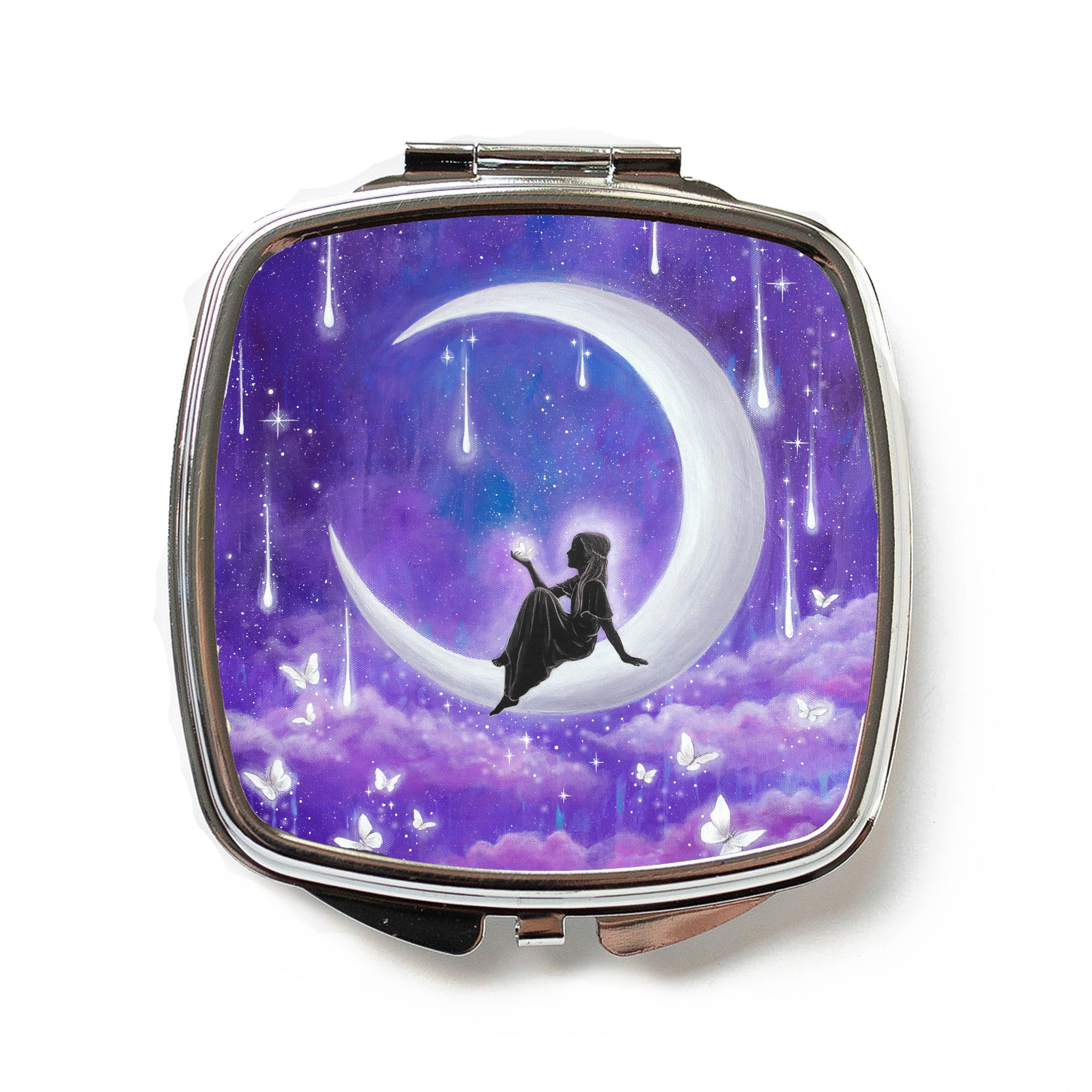 Dream Believer Compact Mirror