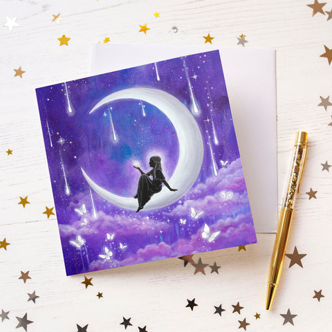 Dream Believer Greeting Card