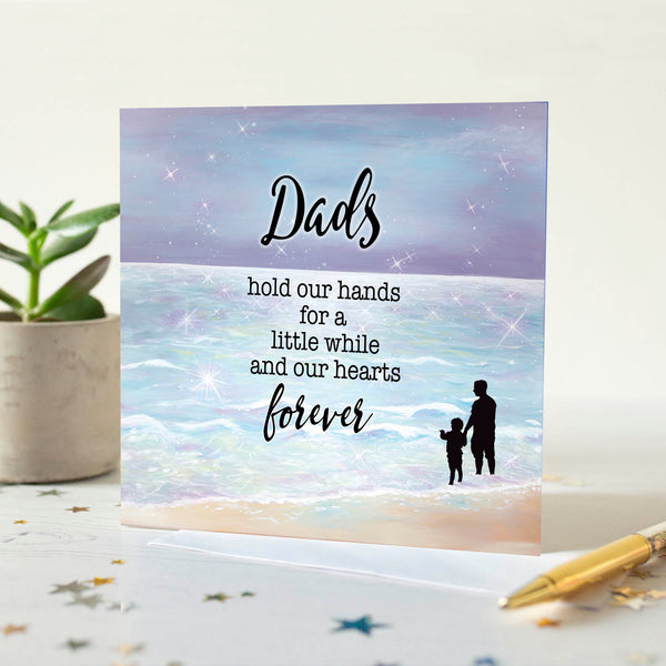 Dad's Quotation Card