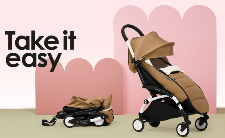 Why Babyzen Yoyo+ Compact Stroller is the best for travel and daily usage