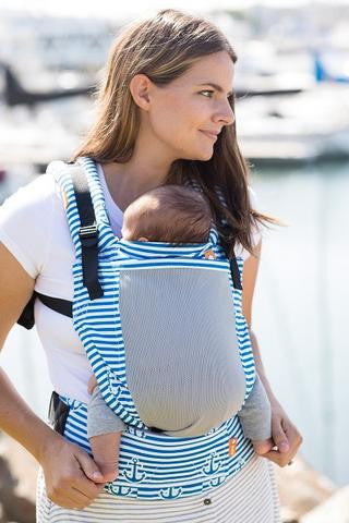 Tula Free-to-Grow Baby Carrier - Sea Port