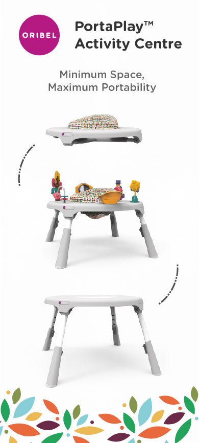 Oribel Portalplay Exclusive at Little Baby!