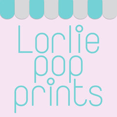Lorliepop Prints at Little Baby Store