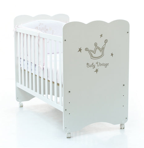 Micuna Baby Crib Royal Vintage