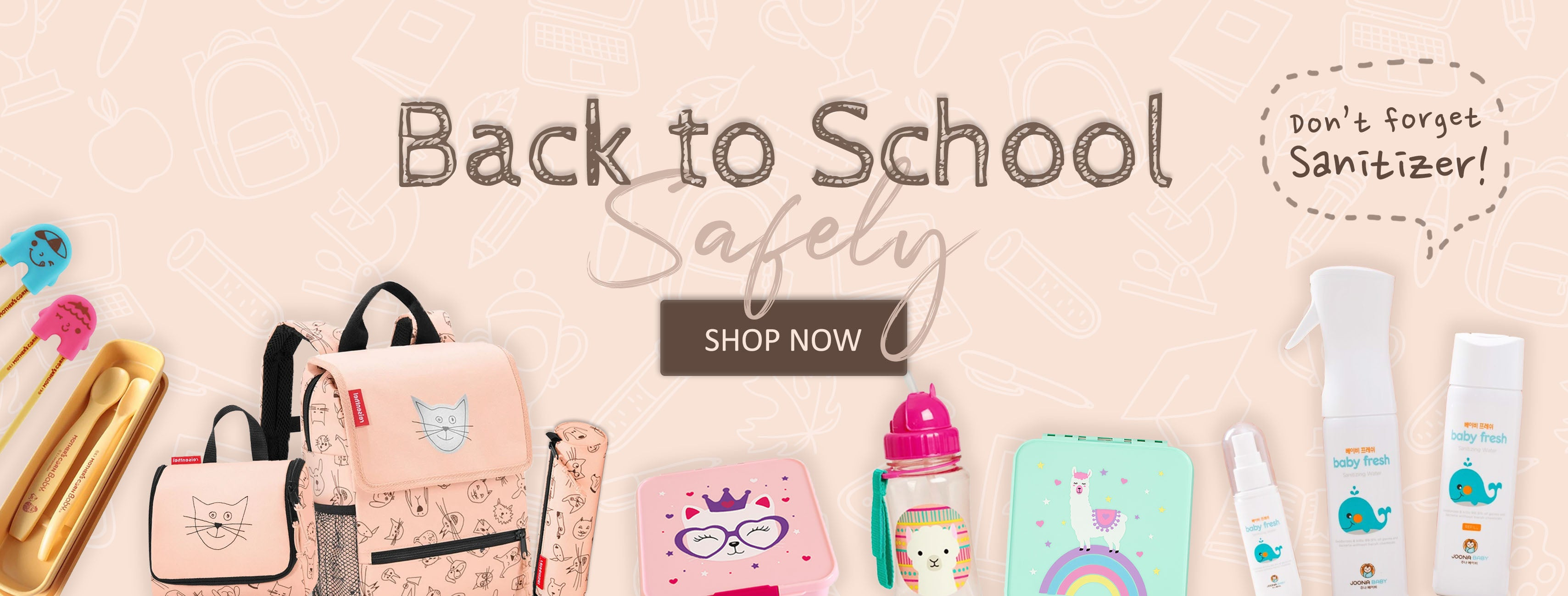 Back to school safely 2020