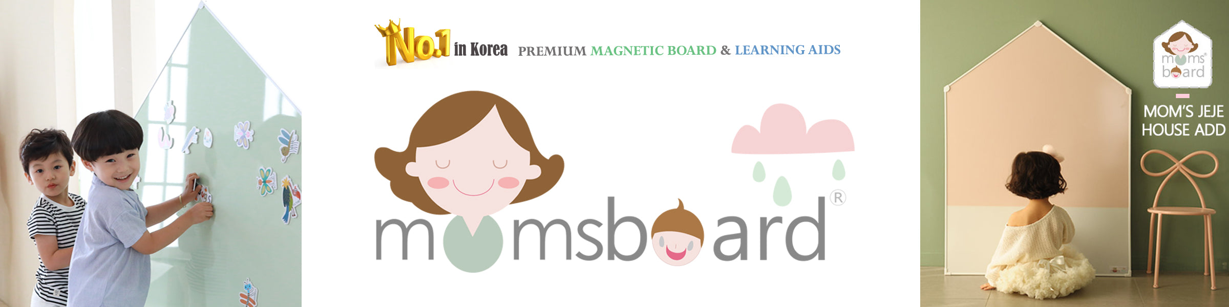 Momsboard Learning Magnetic Board Singapore at Little Baby Singapore