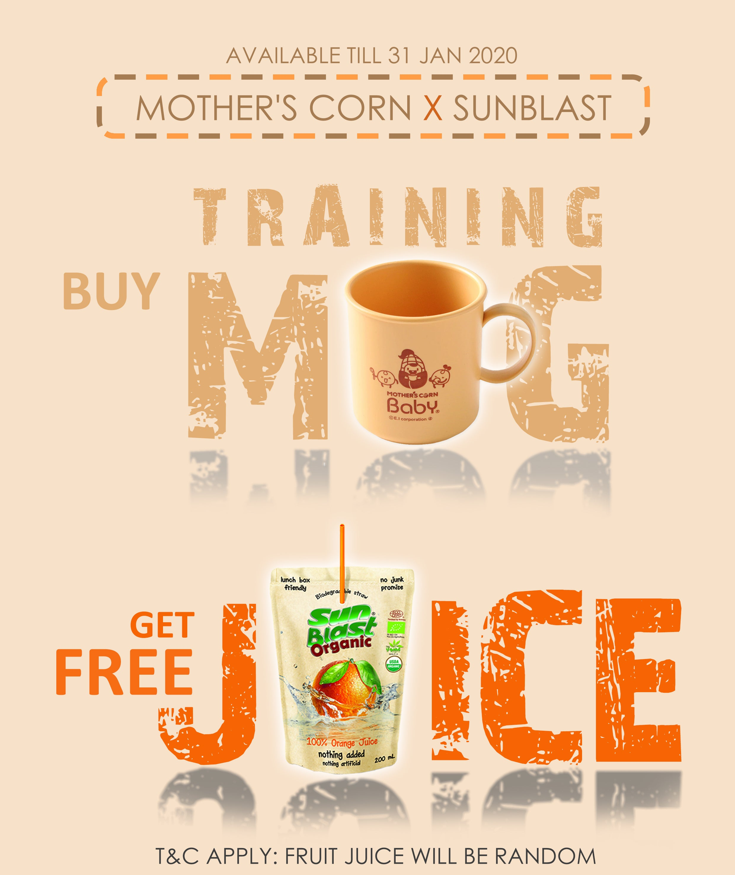 Mother's Corn x Sun Blast Organic