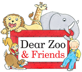 Dear Zoo Puzzle and Book Singapore | Little Baby