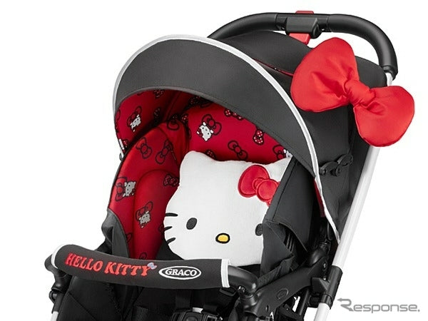 Graco Hello Kitty Stroller