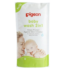 Pigeon Sakura Baby Wash 2-1 Refill Pack 900ml