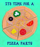 Pizza Party @ Little Baby