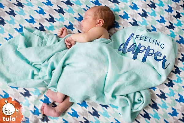 Tula Dapper Blanket Give Away