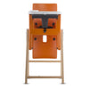 Joovy HiLo High Chair - Orange - Little Baby