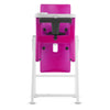Joovy HiLo High Chair - Pink - Little Baby Singapore - 2