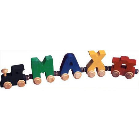 Maple Landmark 3-Letter NameTrain