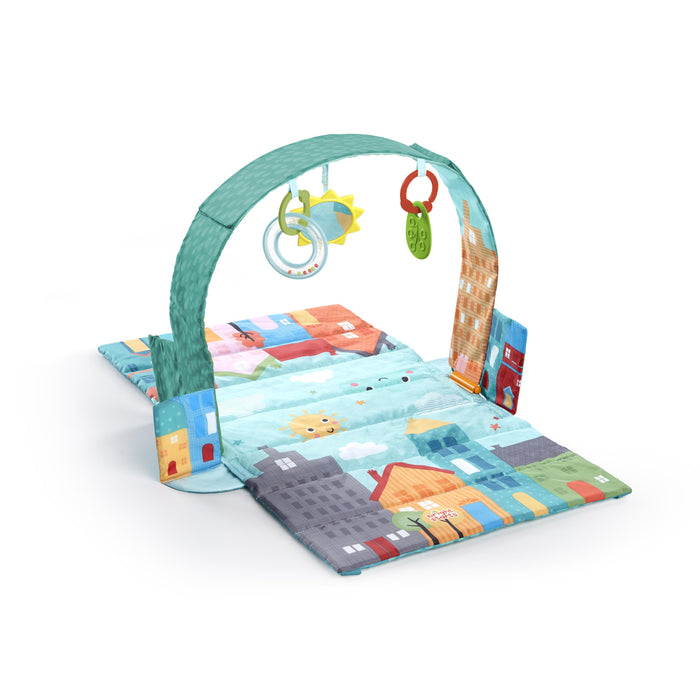 Bright Starts Easy Travel Playmat - Out on the Town BS10416 P