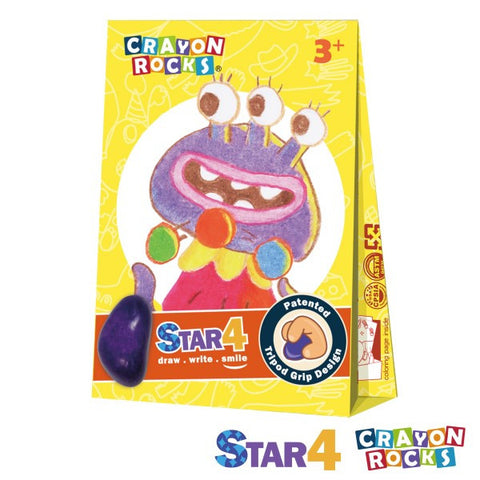 CRAYON ROCKS STAR 4