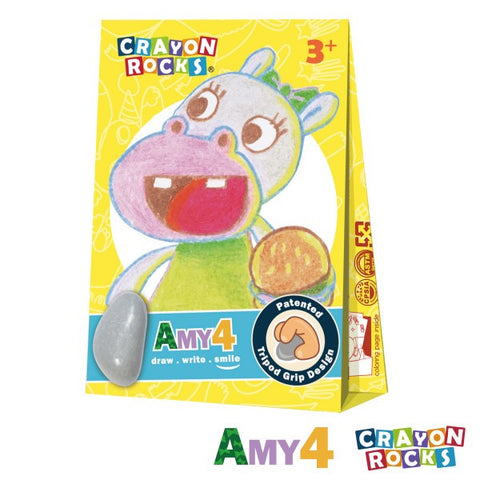 CRAYON ROCKS AMY 4