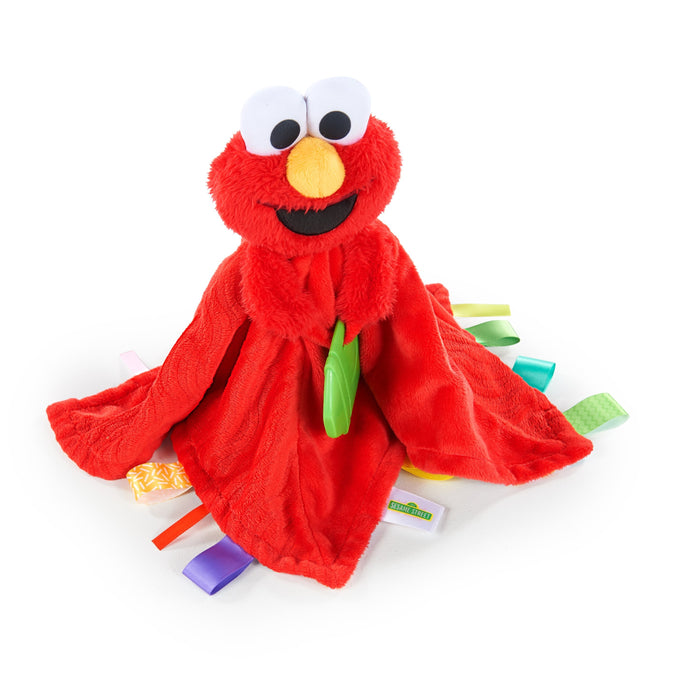 Sesame Street Snuggles with Elmo Baby's First Soothing Blanket BS12149
