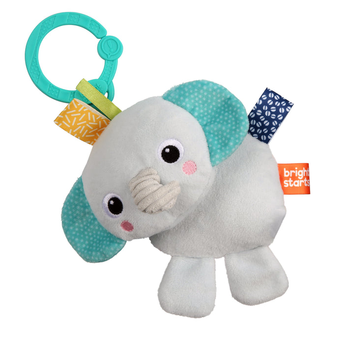 Bright Starts Friends For Me On-the-Go Toy - Elephant BS12295