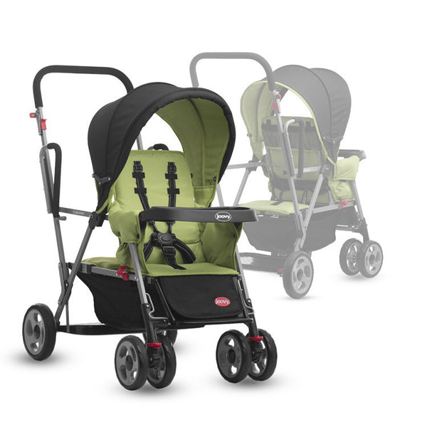 Joovy Caboose Stand On Tandem Double Stroller - Little Baby