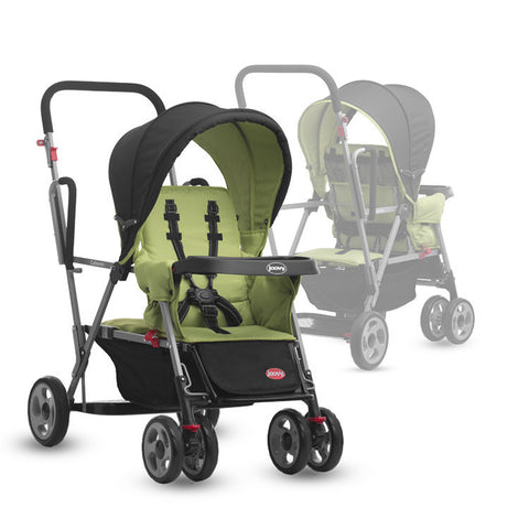 Joovy Caboose Stand On Tandem Double Stroller