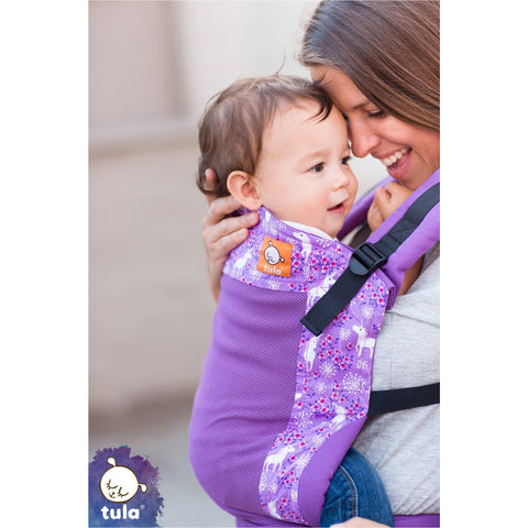 Coast Prance - Tula Baby Mesh Carrier (Standard)