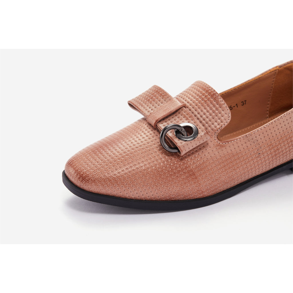 Lucca Vudor Comfort shoes Singapore Fannie 835-1 Beige flats