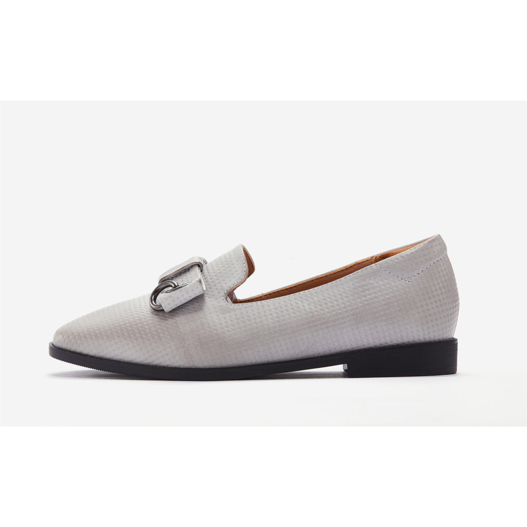 Lucca Vudor Comfort shoes Singapore Fannie 835-1 Grey flats
