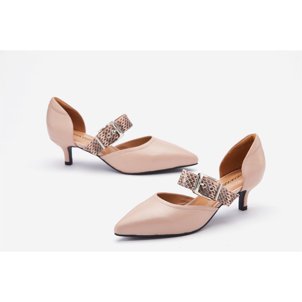 Lucca Vudor Comfort Shoes Singapore Halfrid 1686