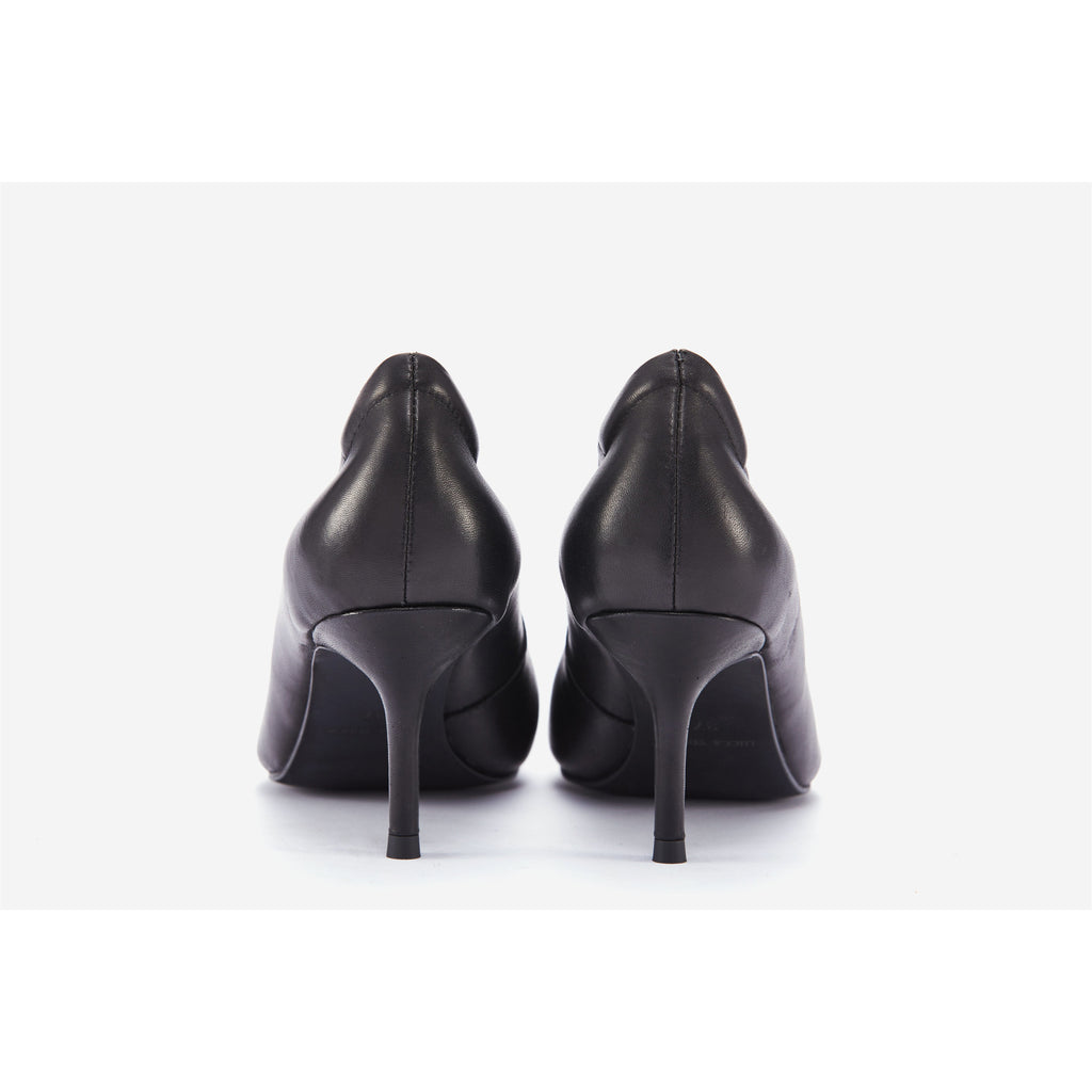 Lucca Vudor Comfort SHoes Singapore Horus 8923-18a Black Heels