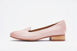 Lucca Vudor Comfort Shoes Singapore  Fane 088-e22 Pink Low Heels Shoes
