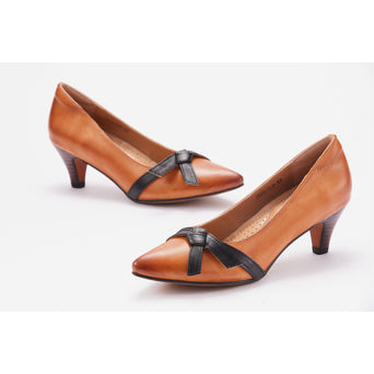 Lucca Vudor Comfort Shoes Singapore Heejin 2588-G12 Comfy shoes