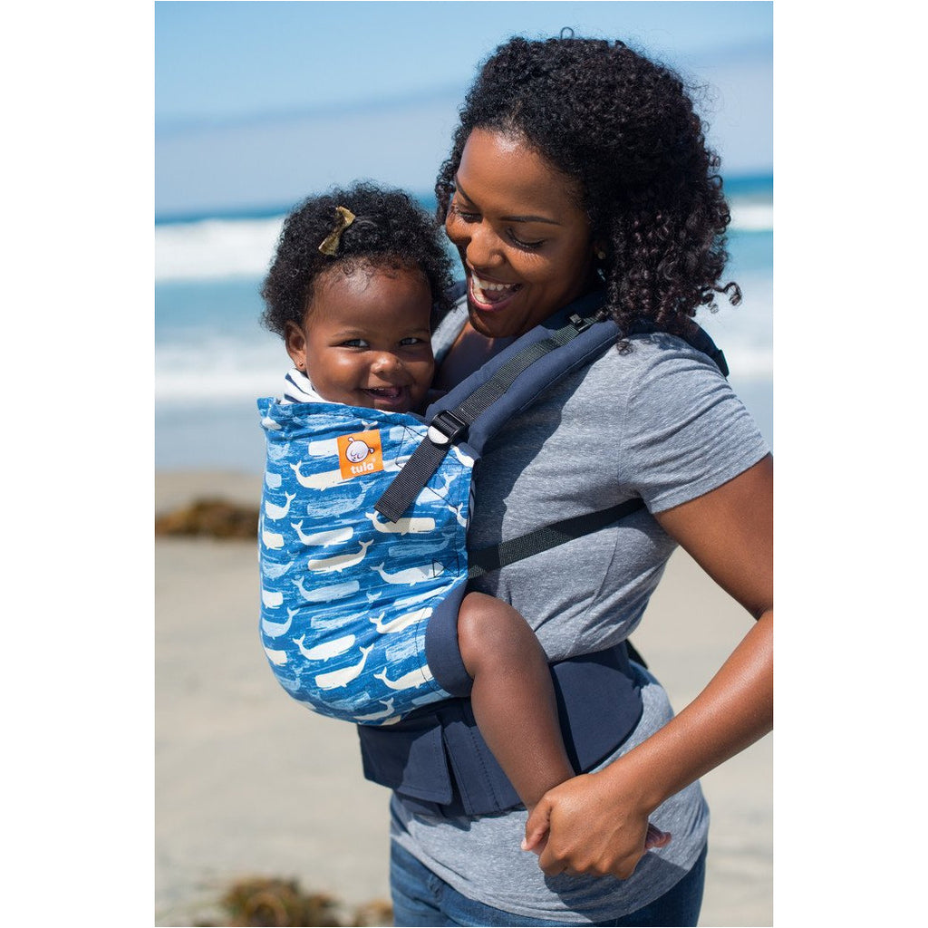 Little Blue - Tula Baby Carrier (Standard) - Little Baby