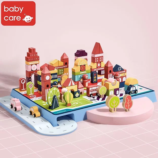 Bc Babycare Creative City Blocks