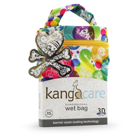 tokidoki x Kanga Care Wet Bag - tokiCorno