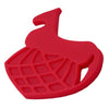 Helles Teeth Odin's Steed Teether (Norwegian Red) - Merrybubs