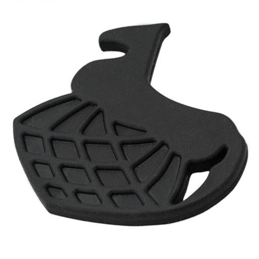 Helles Teeth Odin's Steed Teether (Raven Black) - Merrybubs