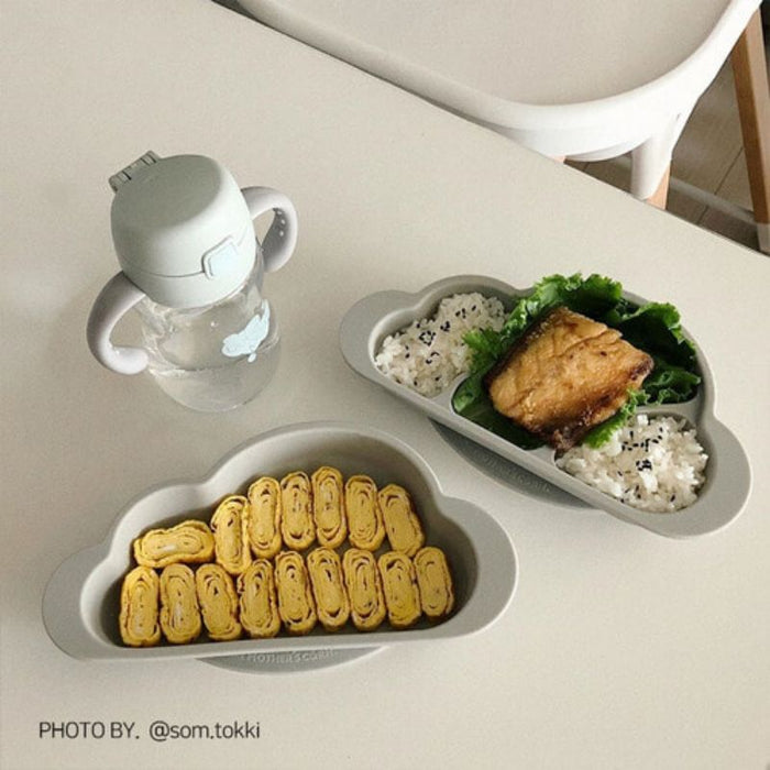 Mother's Corn Platter Set - Grey