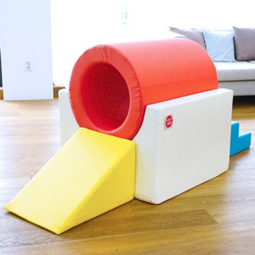 Foldaway Tunnel Play Set - Merrybubs