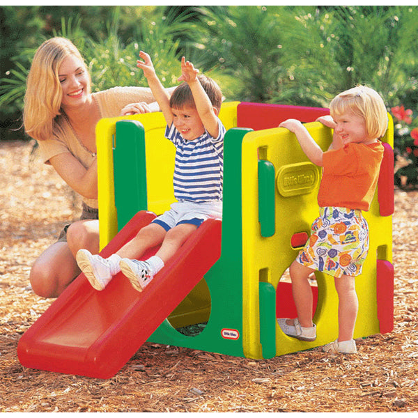 Little Tikes Junior Activity Gym Natural