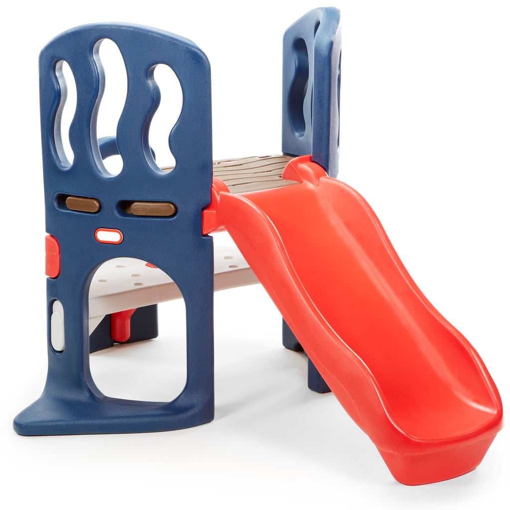Little Tikes Hide & Slide™ Climber - Blue and Red