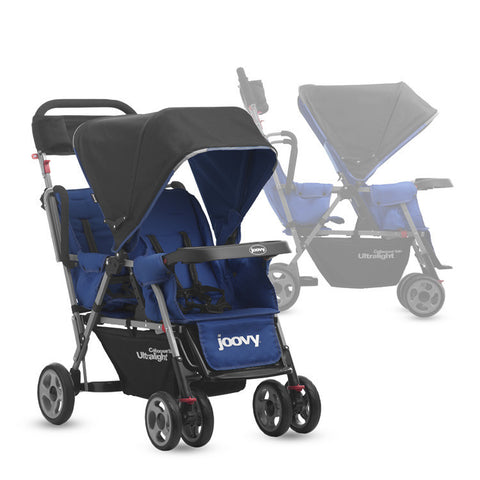 Joovy Caboose Too Ultralight Stand-On Tandem Stroller