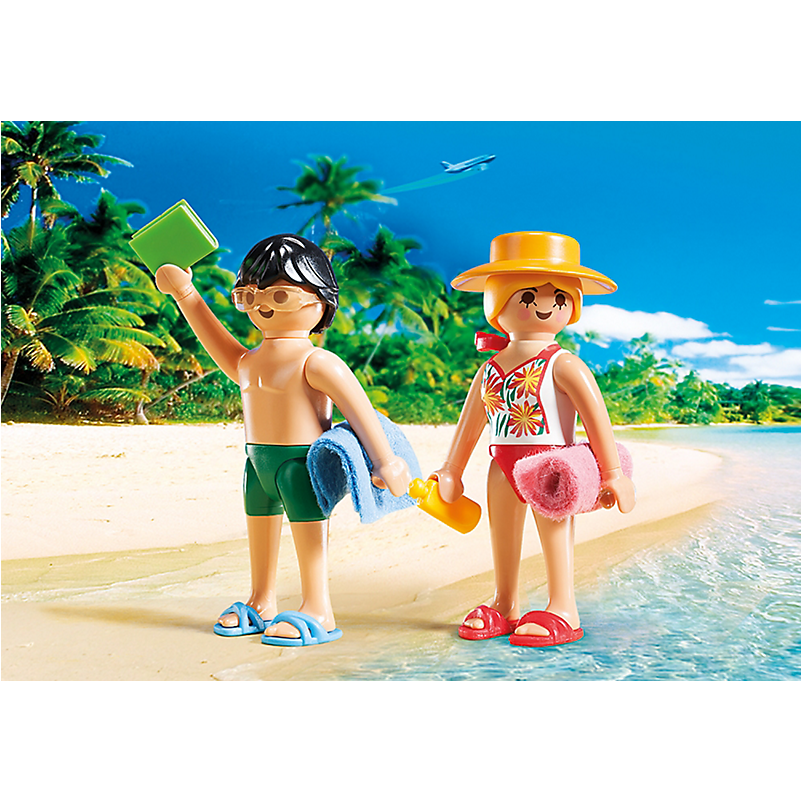 5165 Beachgoers Duo Pack - Little Baby