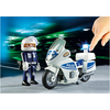 5185 Police Motorcycle - Little Baby Singapore - 4