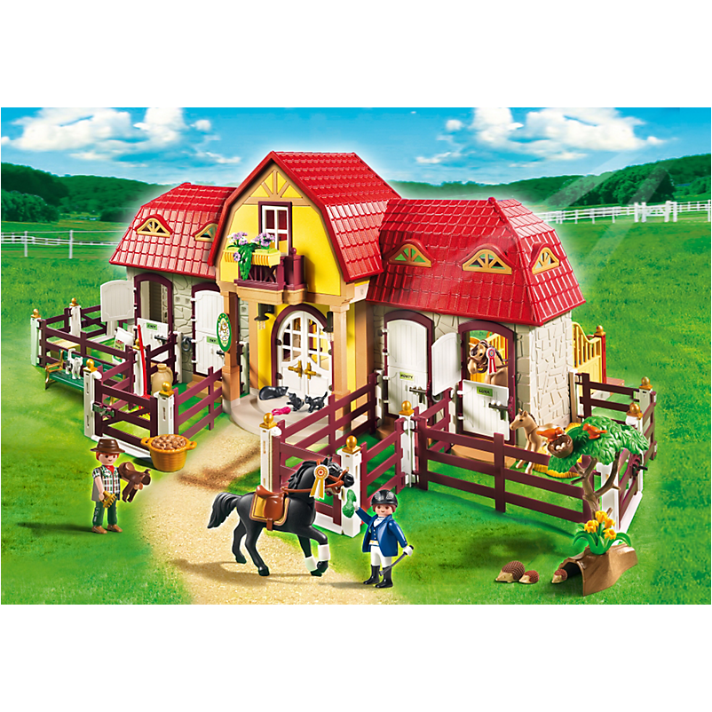 5221 Large Horse Farm with Paddock - Little Baby