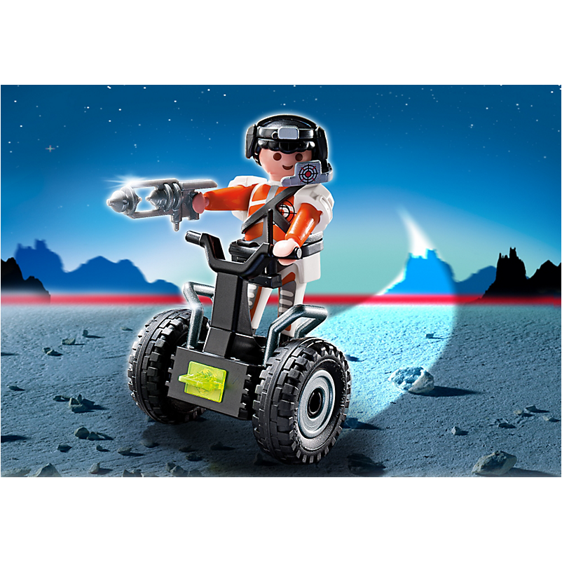 5296 Top Agent with Balance Racer - Little Baby
