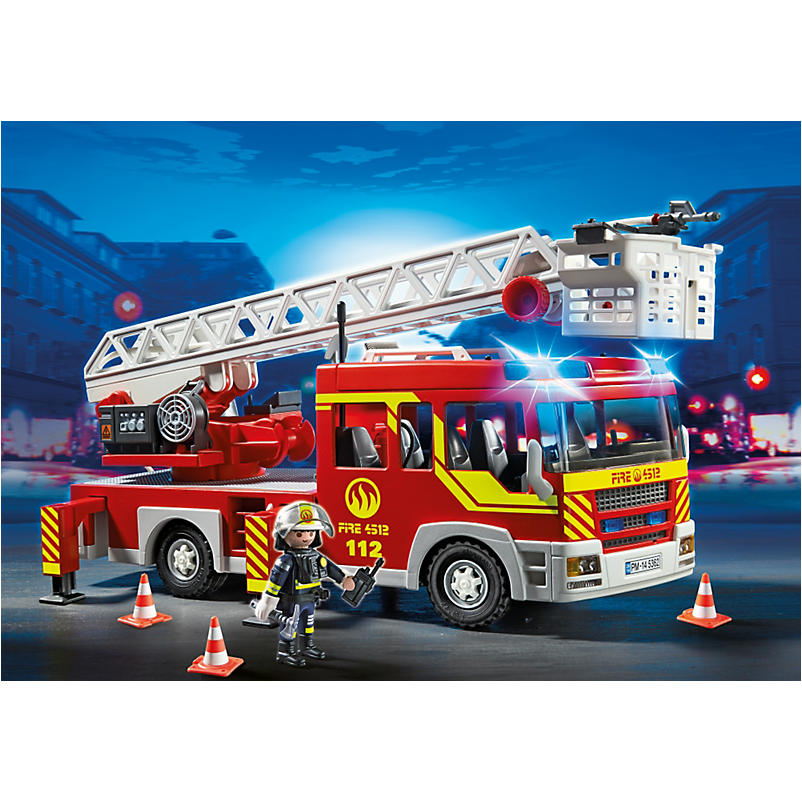 5362 Ladder Unit with Lights and Sound - Little Baby